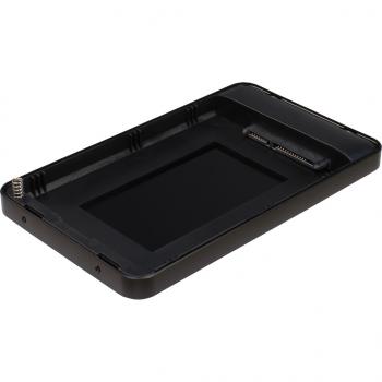 """Зовнішній кишеню Argus для HDD/SSD 2.5"""" USB Type-C Black (GD-25609-BK)"""