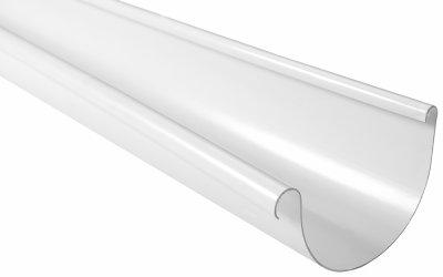 Жолоб Profil 130/3 м Білий (5906775630310)