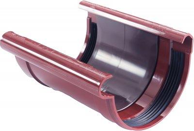 З'єднувач жолоба Profil 130 Червоний (5906775632833)