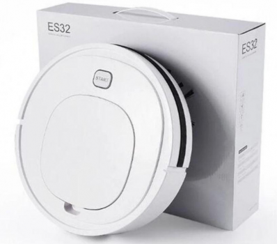 Умный робот пылесос HLV ES32 7318 White