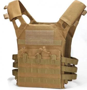Жилет тактичний військовий HLV A54 Beige