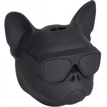 Портативна Колонка METR+ Голова собаки 597-5 (Чорний)