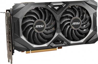 MSI PCI-Ex Radeon RX 5600 XT Mech 6GB GDDR6 (192bit) (1130/14000) (HDMI, 3 x DisplayPort) (RADEON RX 5600 XT MECH)