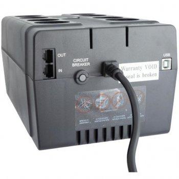 Пристрій безперебійного живлення Powercom CUB-850E USB Powercom (CUB.850E.USB)