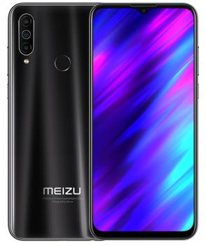 Смартфон Meizu M10 3/32GB Black (6509973)