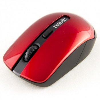 Мишка оптична безпровідна Havit HV-MS989GT Червоний