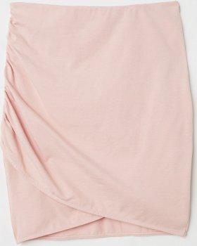 Спідниця H&M 0327310 Рожева