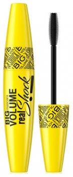 Упаковка туші для вій Eveline Big Volume Real Shock 10 мл х 12 шт. (5901761990478)