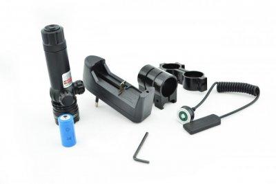 Лазерний целеуказатель підствольний Sight Uane G20, лазерна указка (1002858-Black-0)