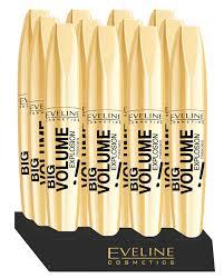 Упаковка туши для ресниц Eveline Big Volume Explosion 11 мл х 12 шт (5901761907230)