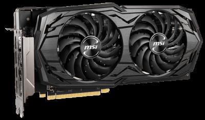 MSI PCI-Ex Radeon RX 5600 XT Gaming MX 6GB GDDR6 (192bit) (1280/14000) (HDMI, 3 x DisplayPort) (Radeon RX 5600 XT GAMING MX)