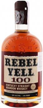 Виски Rebel Yell 100 Proof Wheated Bourbon 50% 0.7 л (88352135175)