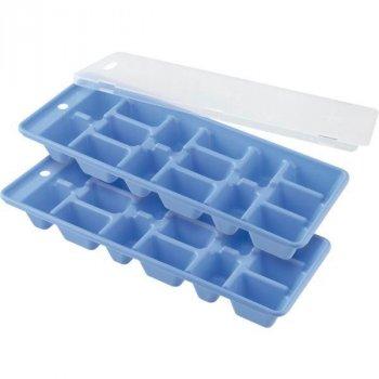 Формы для льда с крышкой Fackelmann 25*10см 2шт, пластик (49353)