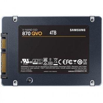 """Накопитель SSD 2.5"""" 4TB Samsung (MZ-77Q4T0BW)"""