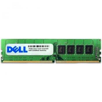 Модуль пам'яті для сервера DDR4 16GB ECC UDIMM 2666MHz 2Rx8 1.2 V CL19 Dell (AA335286)