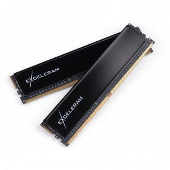 Модуль памяти для компьютера DDR4 16GB (2x8GB) 2133 MHz Black Sark eXceleram (ED41621AD)