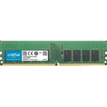 Модуль памяти для сервера DDR4 16GB ECC RDIMM 2933MHz 2Rx8 1.2V CL21 MICRON (CT16G4RFD8293)