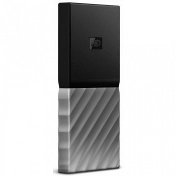 Накопичувач SSD USB 3.1 256GB Western Digital (WDBKVX2560PSL-WESN)