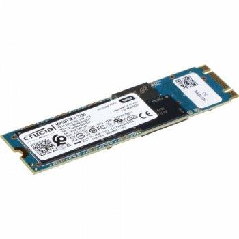 Накопичувач SSD M. 2 2280 1TB MICRON (CT1000MX500SSD4)
