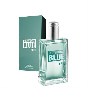 Туалетная вода мужская Avon Individual Blue Free 100 мл