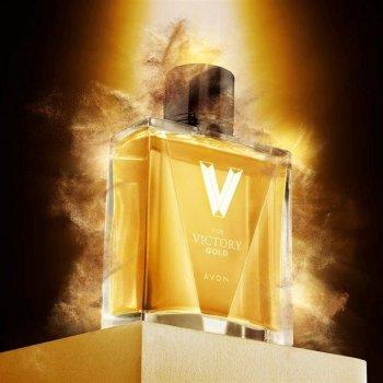 Туалетная вода мужская Avon V for Victory Gold 75 мл