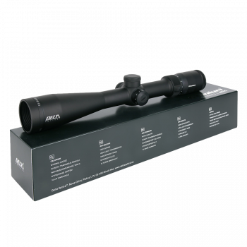 Приціл оптичний Delta DO Titanium 1.5-9x45 2D