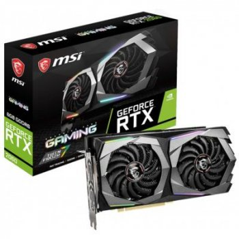 Видеокарта MSI GeForce RTX2060 6144Mb GAMING (RTX 2060 GAMING 6G)