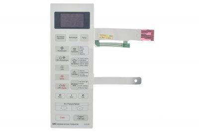 Сенсорная панель управления для СВЧ печи CE1031R-T Samsung DE34-00266F