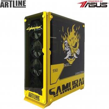 Компьютер Artline Gaming SAMURAI v04