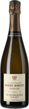 Шампанське Robert Moncuit Grands Blancs біле екстрабрют 1.5 л 12% (2150610506107)
