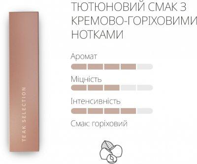 Блок стиків для нагрівання тютюну HEETS Teak Selection 10 пачок (7622100818014)