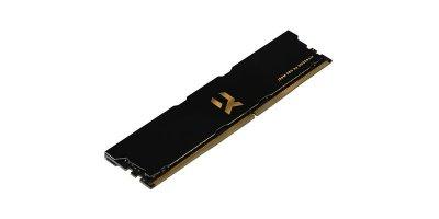 Модуль пам`яті DDR4 8GB/3600 Goodram Iridium Pro Black (IRP-3600D4V64L17S/8G)
