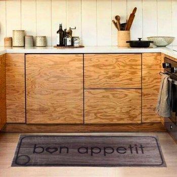Килим для кухні IzziHome Cooky Bon Apetit 50 x 125 (2200000552297)