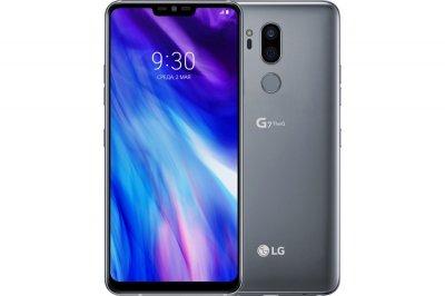 Смартфон LG G7 ThinQ G710EM 4/64GB Platinum Gray Single Sim Seller Refurbished