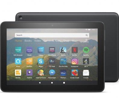 Планшет Amazon Fire HD 8 2/32GB WiFi (2020) Black