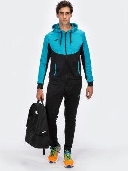 Спортивный костюм Joma Essential 101019.116 Голубой с черным