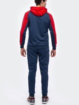 Спортивный костюм Joma Essential 101019.306 Сине-бордовый