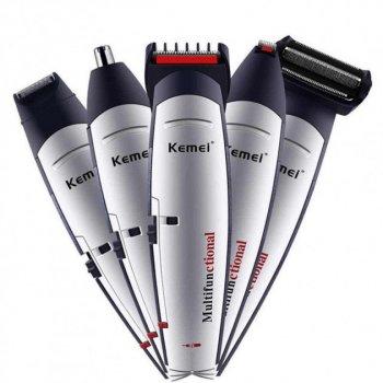 Тример акумуляторний Kemei KM-560 5в1 (2_007522)
