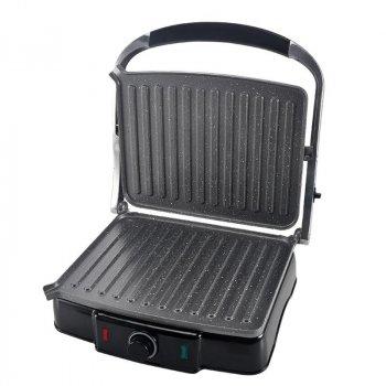 Контактный гриль электрический LexicalLSM-2507 2200W Black (2_009468)