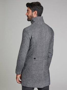 Пальто Piazza Italia 37501-172 Grey