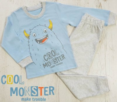 Пижама Кена Cool Monster Голубая (207547-09-1)
