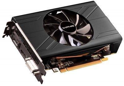 Sapphire PCI-Ex Radeon RX 570 Pulse ITX 8G G5 8GB GDDR5 (256bit) (1244/6000) (DVI-D, HDMI, DisplayPort) (11266-37-20G)