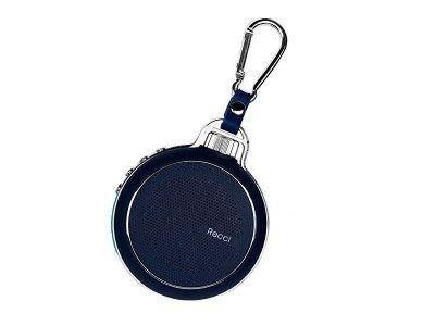 Bluetooth акустика Travel синій Recci RBS-D1