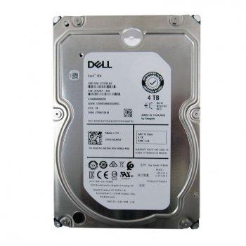 """Жорсткий диск Seagate для сервера DELL 4TB SAS 12Gbs 3.5"""" 7200rpm"""