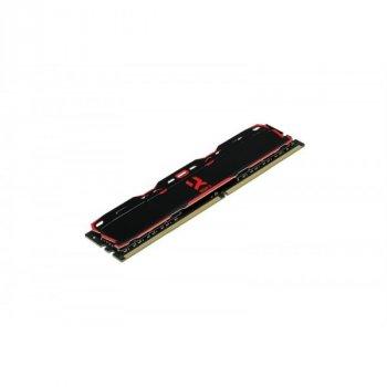 DDR4 8GB/2666 GOODRAM Iridium X Black (IR-X2666D464L16S/8G)
