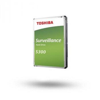 HDD SATA 8.0 TB Toshiba S300 7200rpm 256MB (HDWT380UZSVA)