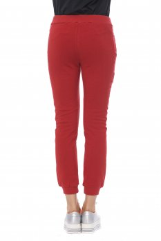 Спортивні штани ROBERTO CAVALLI SPORT червоний (MRRC78) (MRRC783XL)