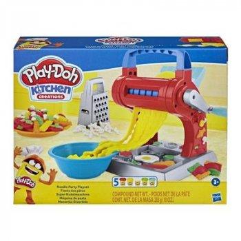 Игровой набор Play-Doh Kitchen creations Макаронная вечеринка (E7776) (10-556669)