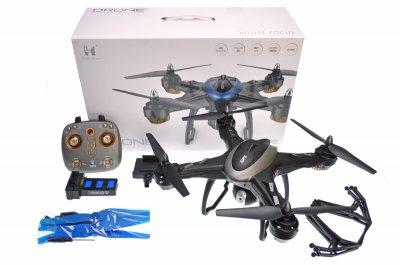 Квадрокоптер с камерой FPV Wi-Fi GPS, Lead Honor, LH-X38G