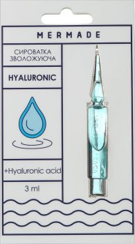 Сыворотка Mermade Hyaluronic увлажняющая 3 мл (MRF002T) (4820241301065)